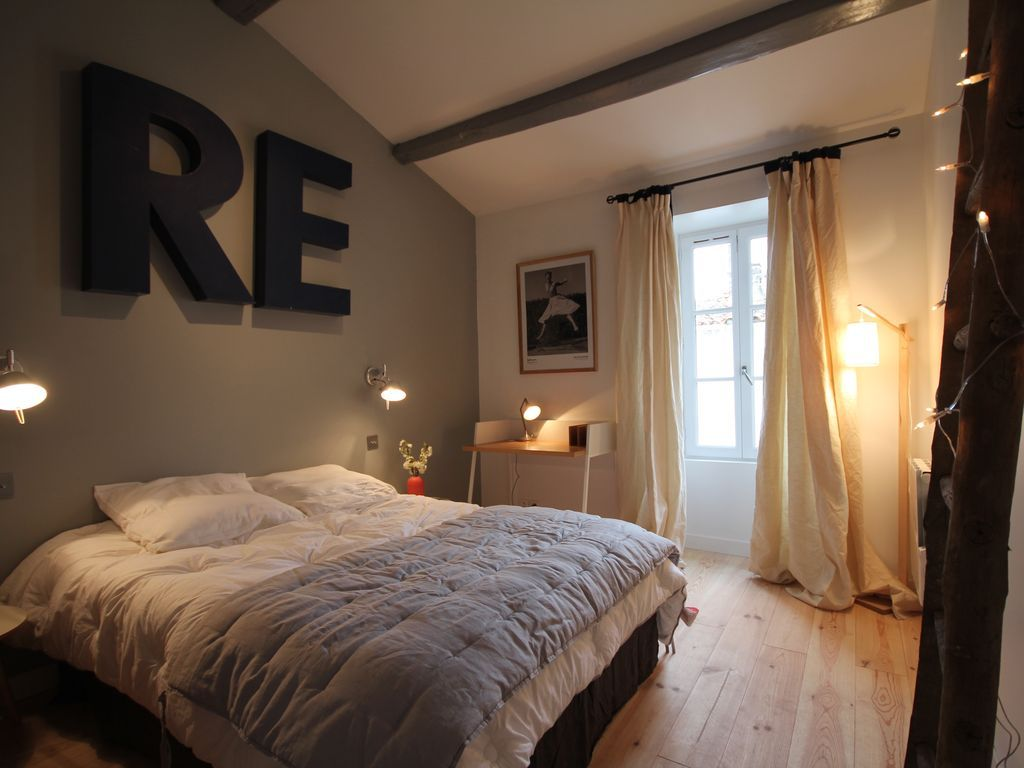 Alojamiento para 8 huéspedes de 3 habitaciones