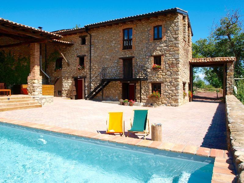 Casa Rural Ecológica en la Cerdanya (Pirineos)