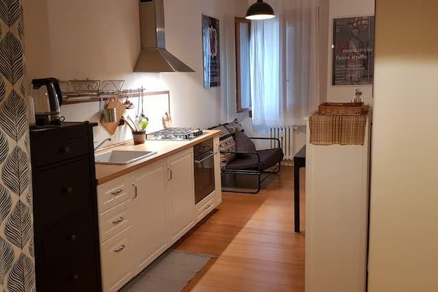 Appartamento di 1 stanza a Padua