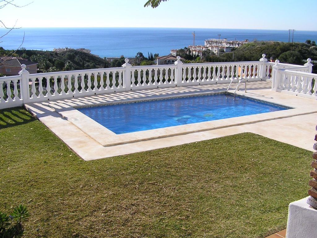 Central holiday home of 90 metres squared  in Costa del sol
