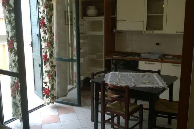 Hogareño apartamento