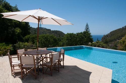 Villa para 12 personas en Estellencs, Mallorca