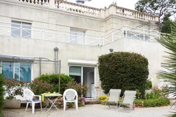 Holiday rental with Balcony and TV in Nice