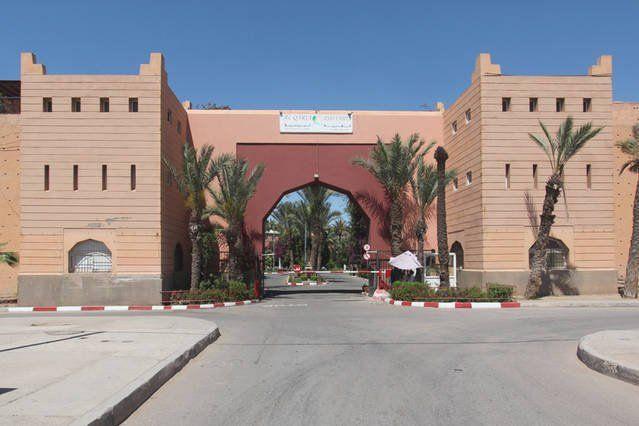 Alojamiento hogareño en Marrakech