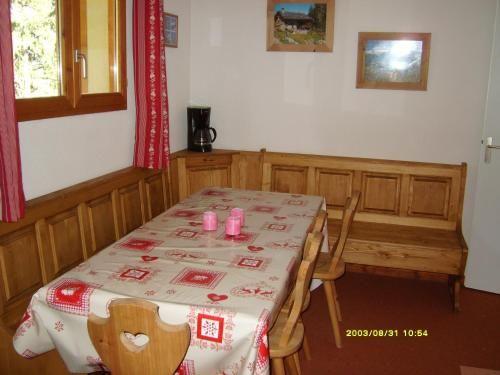 Alojamiento en Valfréjus de 1 habitación