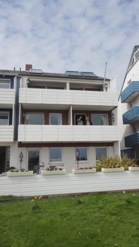 Hébergement à Helgoland avec 1 chambre