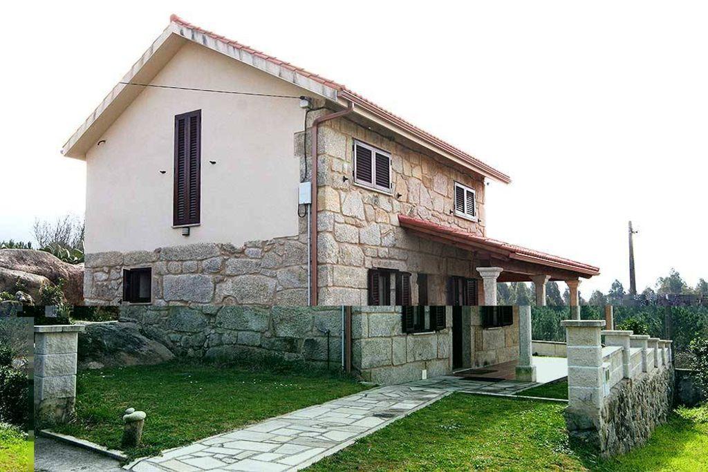 Residencia de 2 habitaciones en Carnota