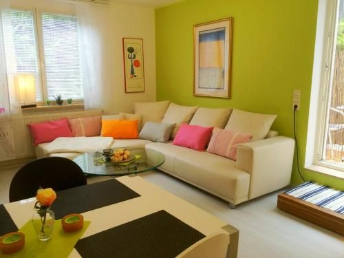 Hébergement avec 3 chambres