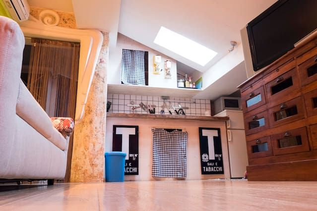 Alloggio di 44 m² di 1 stanza