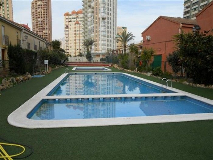 Comfortable holiday home in Benidorm of 2 bedrooms