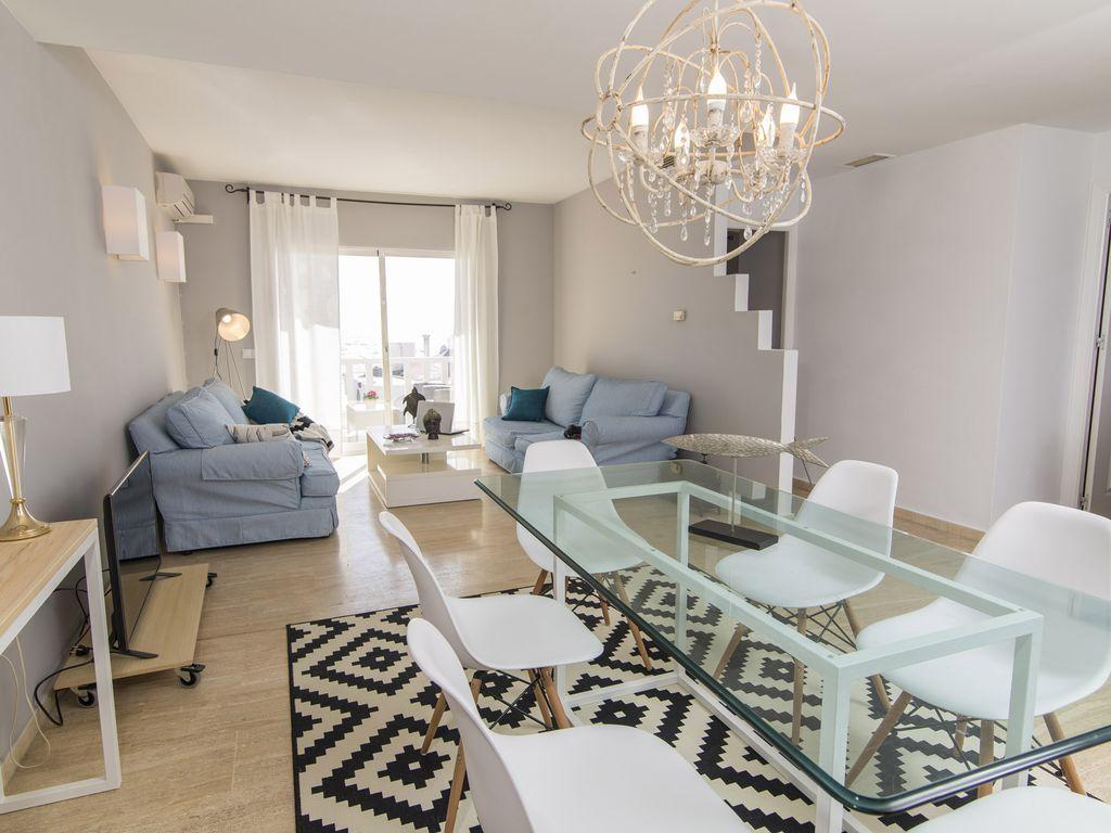 Idílico apartamento en Fuengirola con  Lavadora