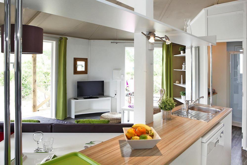 Alojamiento de 20 m² para 3 huéspedes