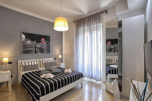 Casa en Salerno con parking incluído