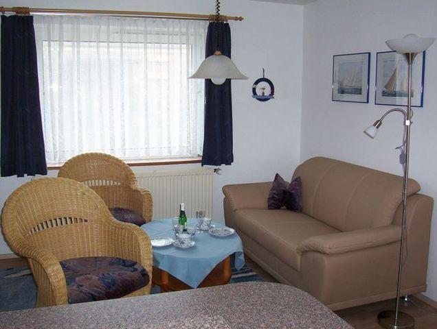 Residenz in Friedrichskoog-spitze mit 2 Zimmern