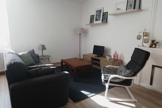 Apartamento de 1 habitación en Rochefort