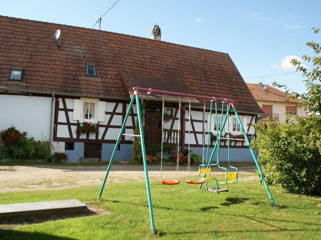 Residencia de 95 m² con jardín