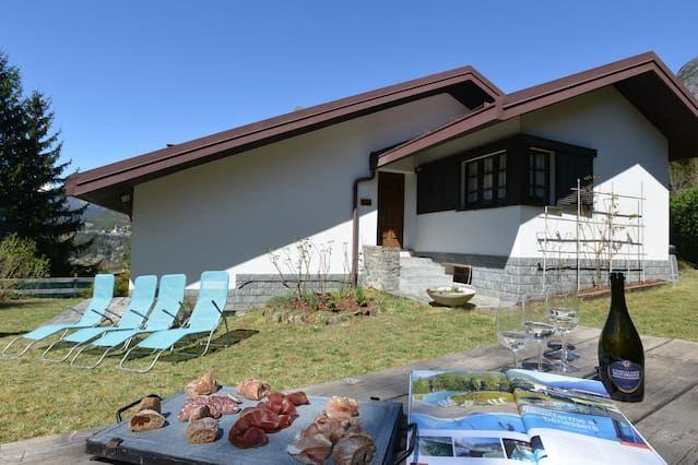 Casa provista en Valdidentro