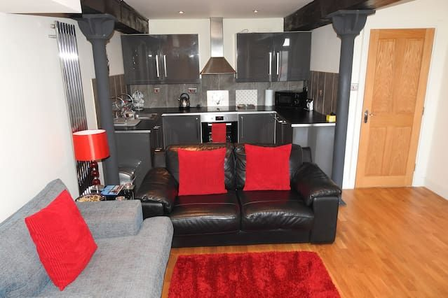 Apartment in Hull with Lift, Washing machine (649336)