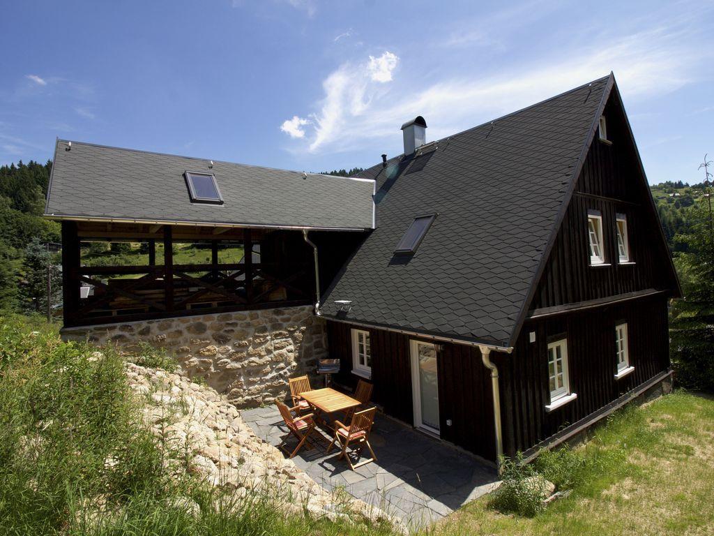 Eingerichtete Ferienunterkunft in Klingenthal