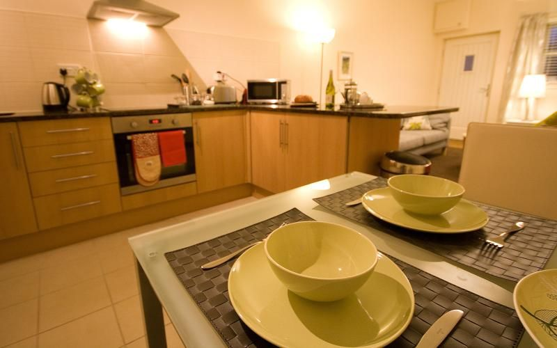 Flat with parking included in Beadnell