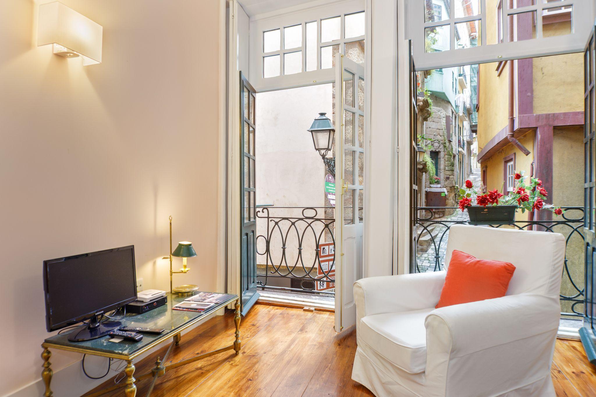 Alojamiento de 35 m² en Porto