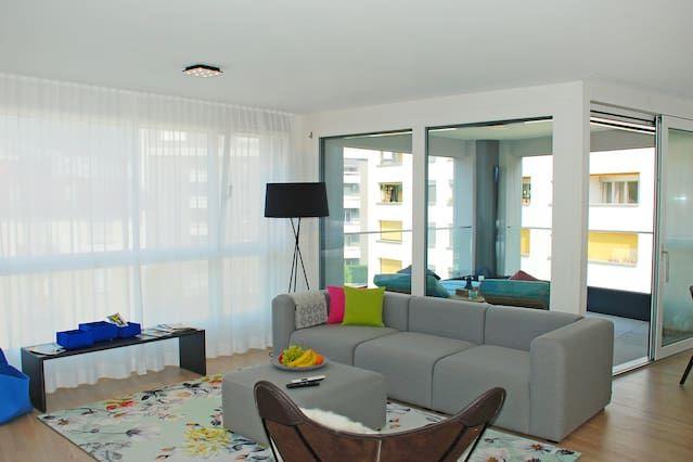 Apartamento para 6 personas de 3 habitaciones