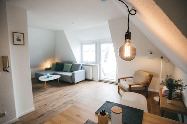 Wohnung auf 58 m²