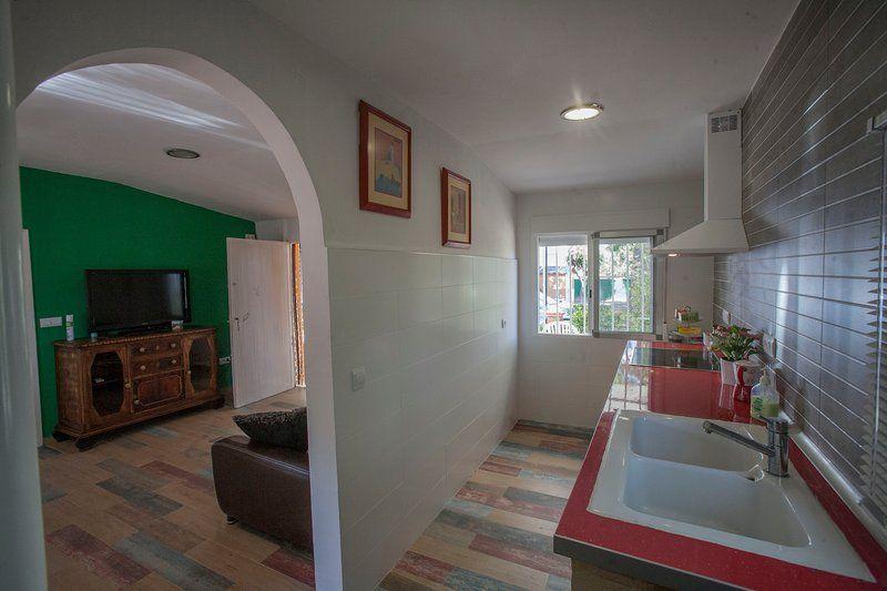 Alojamiento de 2 habitaciones en Chulilla