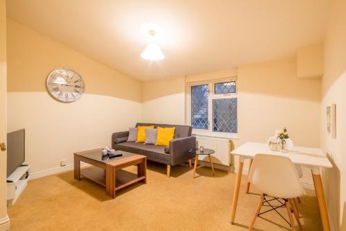 Apartamento provisto en Stevenage
