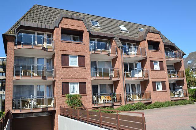 Ferienhaus für 4 Gäste mit Balkon