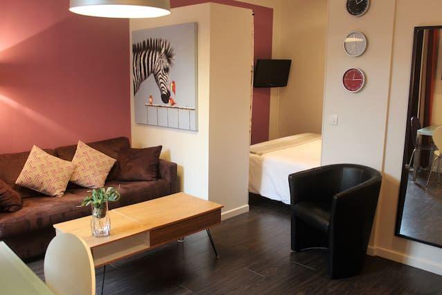 Apartamento para 2 huéspedes en Burdeos