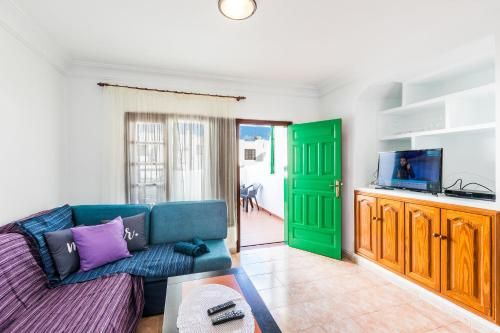 Flat with parking included in Playa honda
