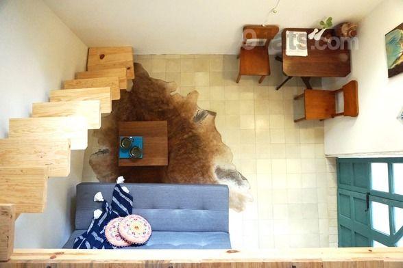 Apartamento idóneo para animales para 4 huéspedes