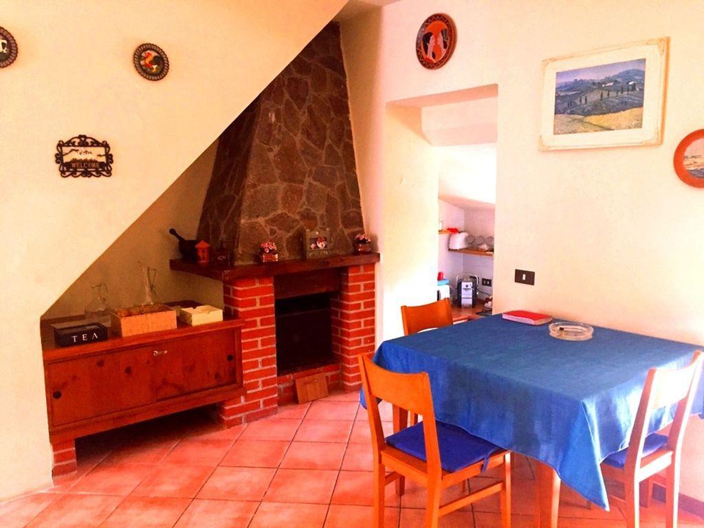 Casa con balcón de 60 m²