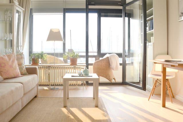 Apartment mit 1 Zimmer in Laboe