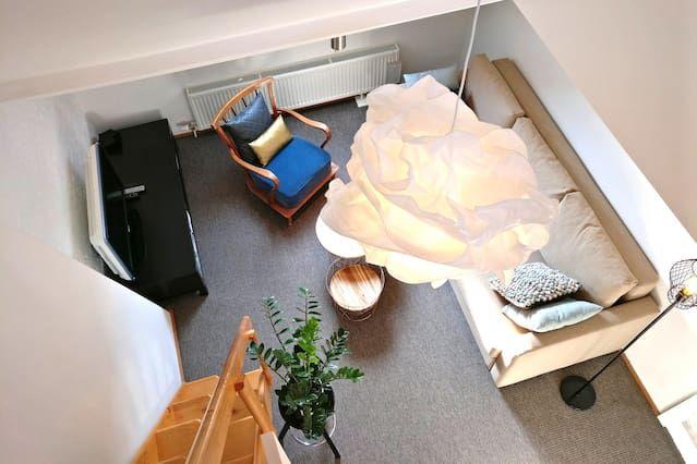 Ausgestattete Wohnung mit Wi-Fi