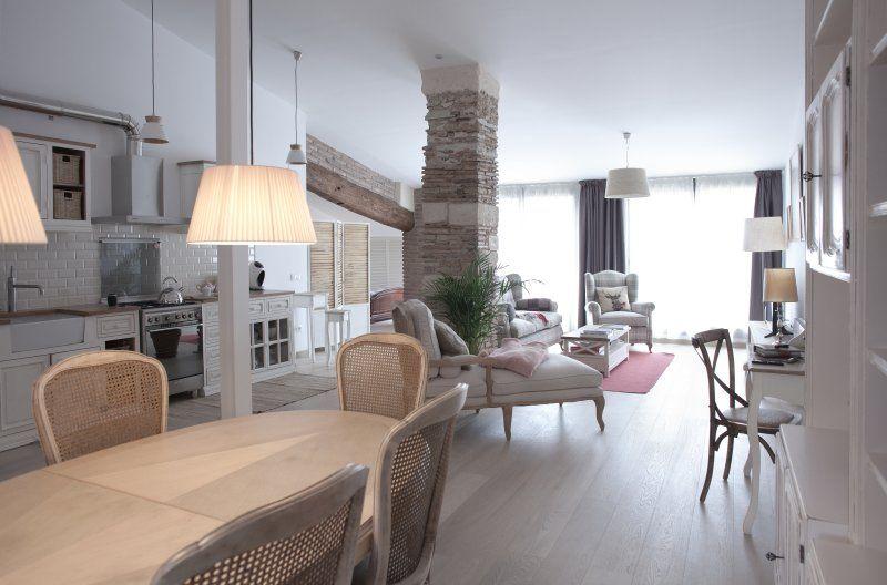 Equipada vivienda de 100 m²