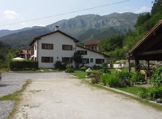 Residencia con jardín para 7 huéspedes