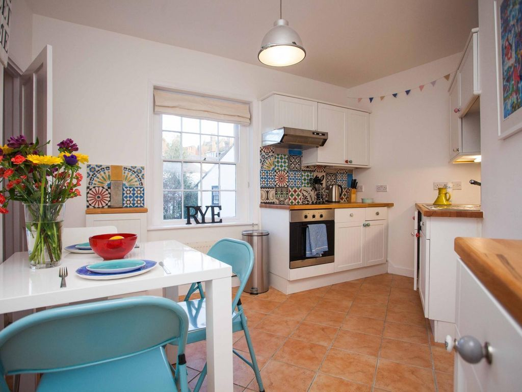 Holiday rental in Rye with wi-fi