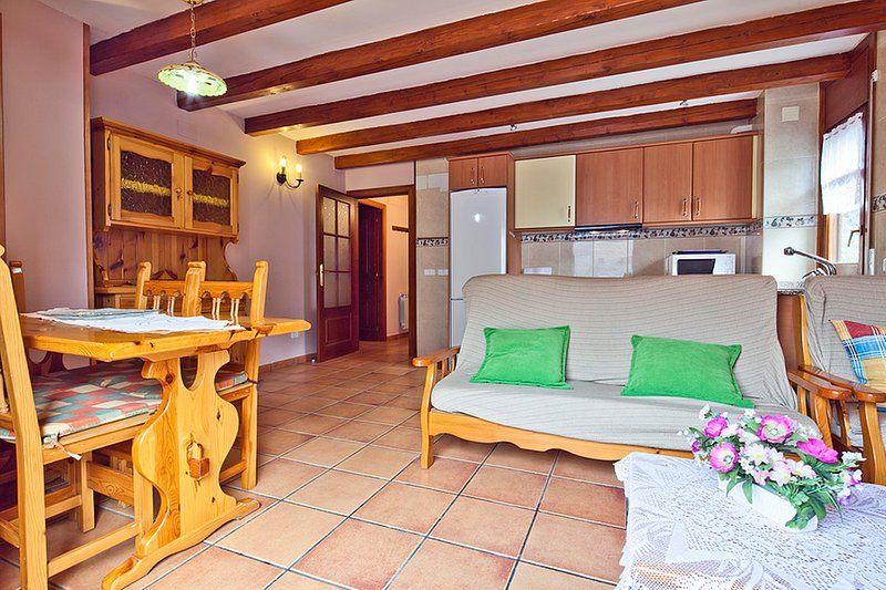 Familiäre Ferienwohnung mit 3 Zimmern