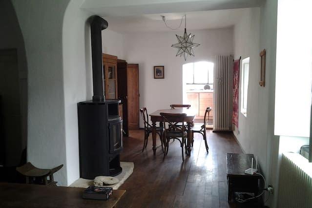 Interesante alojamiento en Calice ligure
