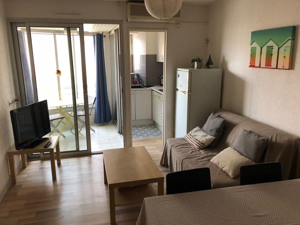 Eingerichtete Ferienwohnung auf 43 m²