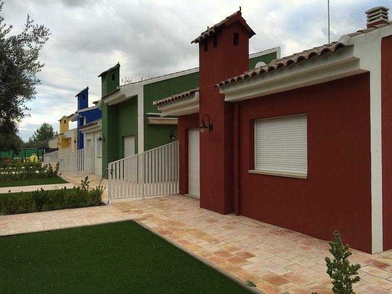 Casa en Moratalla para 9 personas