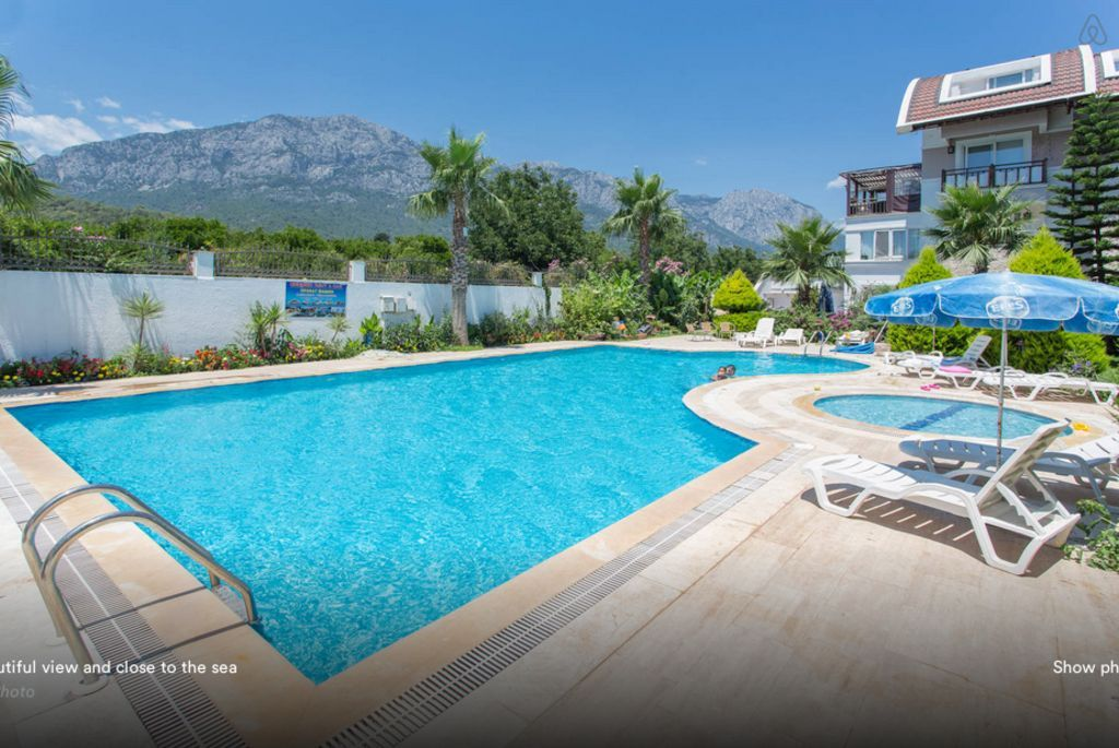 Apartment in Kemer with wi-fi