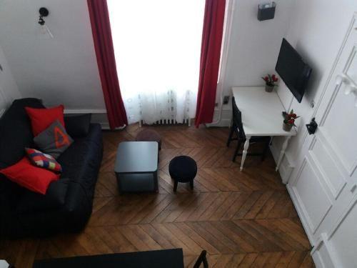 Equipado piso de 1 habitación