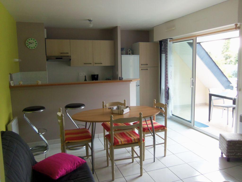 Apartamento en Binic para 4 personas