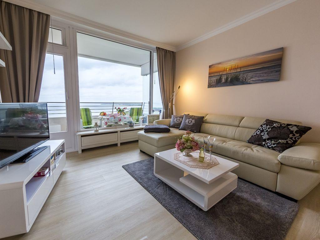 Panorama Ferienunterkunft auf 40 m²