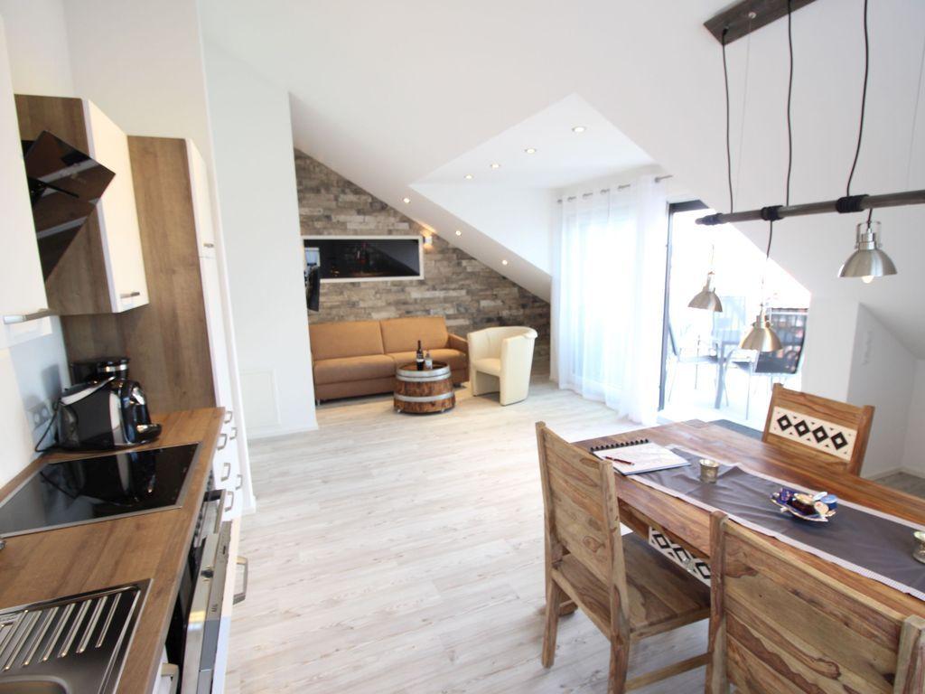 Apartamento panorámico de 1 habitación