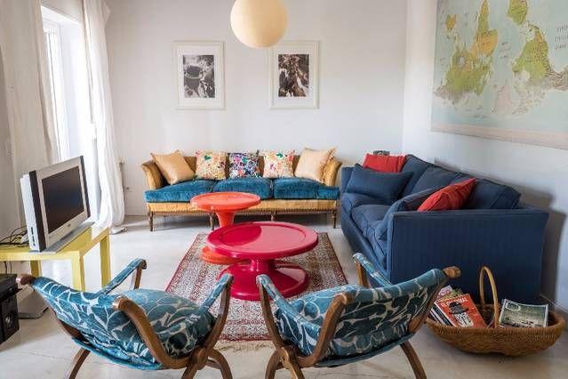 Hébergement de 110 m² avec 3 chambres