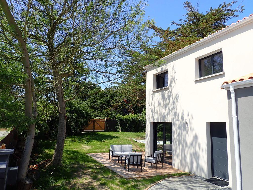 Casa de 95 m² en Préfailles
